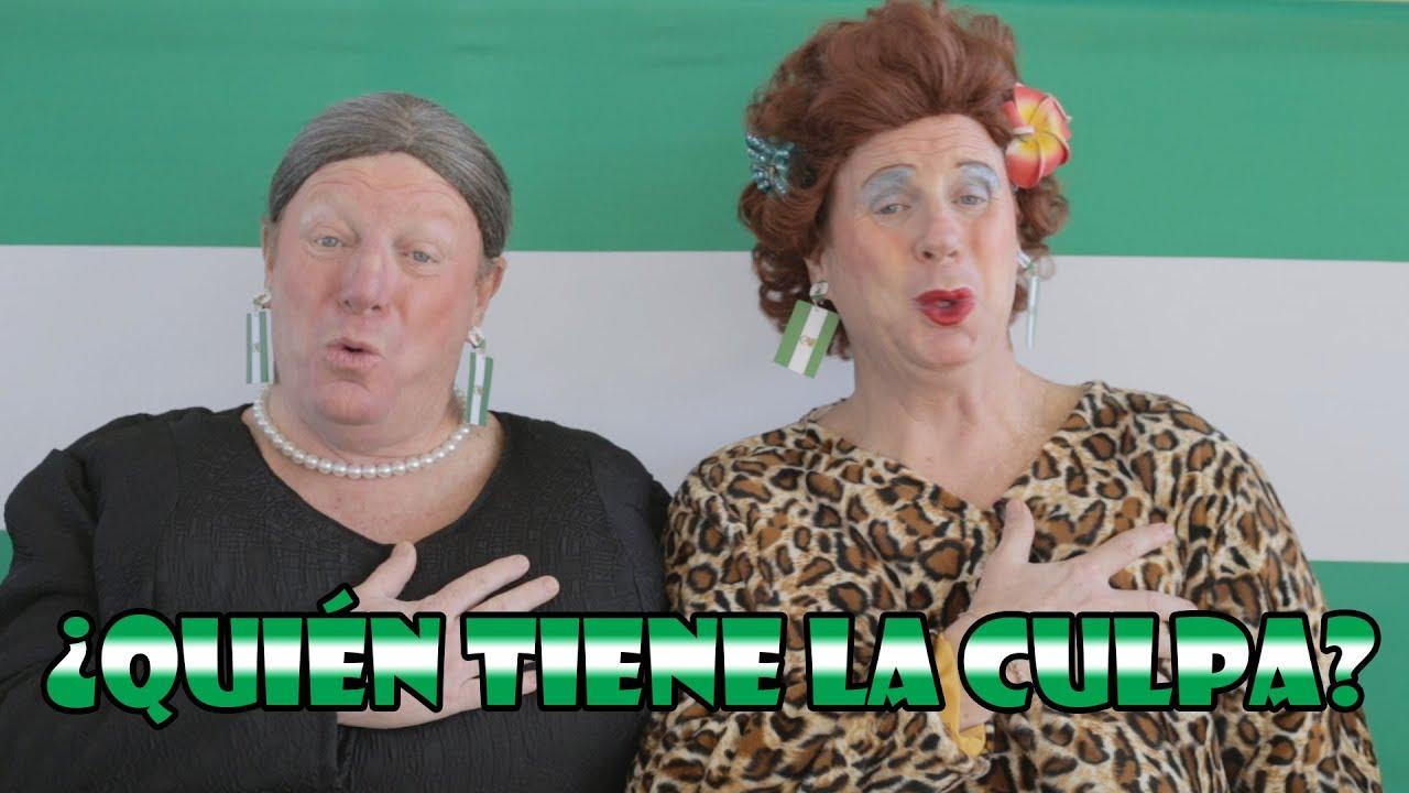 Los Morancos se preguntan en su nueva parodia '¿Quién tiene la culpa?' en el caso de los ERE