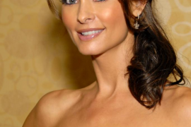 La exmodelo de Playboy Karen McDougal asegura que en 2006 mantuvo una relación con Trump
