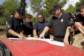 Cort extrema la vigilancia en Gènova y Na Burguesa para prevenir incendios