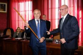 Gori Estarellas, nuevo alcalde de Llucmajor