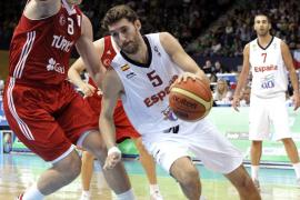 España se complica el futuro al caer frente a Turquía (57-65)