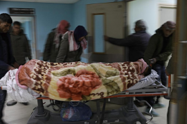 Dos menores palestinos mueren en Gaza tras un ataque israelí en represalia a una explosión que hirió a 4 soldados