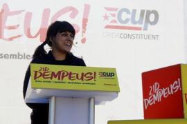 La CUP afirma que Anna Gabriel está en Suiza como parte de su estrategia «antirepresiva»