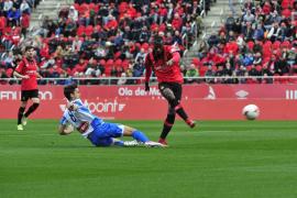 Bonilla le da al Mallorca tres importantes puntos