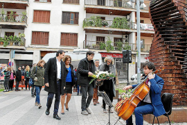 Inca dedicará una calle a Andreu París, asesinado en Porreres