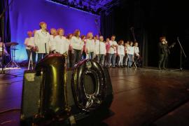 Canblaugospel celebra su décimo aniversario (Fotos: Marcelo Sastre).