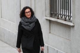Marta Rovira (ERC) dice que conocía la hoja de ruta del 'procés'