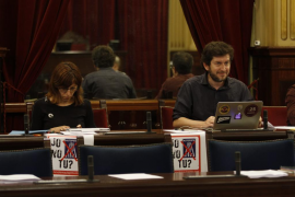 Jarabo (Podemos): «Es inaceptable utilizar las lenguas de manera ideológica»