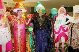 Carnaval rotario solidario en el Valparaíso