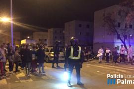 La Policía Local de Palma sanciona a uno de cada tres vehículos en un control en Camp Redó
