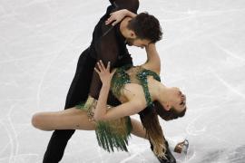 La «peor pesadilla» de una patinadora en los Juegos Olímpicos