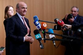 El Eurogrupo elige a Luis de Guindos como nuevo vicepresidente del BCE