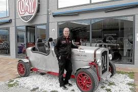 Un alemán recupera la marca de coches mallorquina Loryc