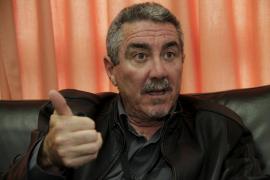 PALMA. CARCELES. MANUEL AVILES GOMEZ, DIRECTOR DE LA CARCEL DE PALMA.