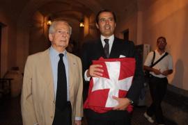 Fallece José María de Olivar, decano de la Junta de Caixers Senyors de Ciutadella