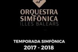 Décimo concierto de la Temporada 17/18 de la Orquestra Simfónica en el Auditórium de Palma