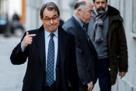 Artur Mas, en libertad sin medidas cautelares