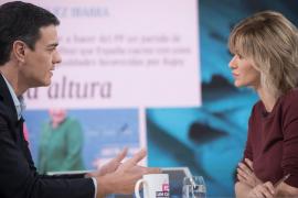 Pedro Sánchez dice que las críticas al Govern por el catalán en la sanidad son una «maniobra» del conservadurismo