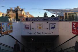 ARCA y Amics del Ferrocarril reclaman rebautizar la Estación Intermodal como Estación de Palma