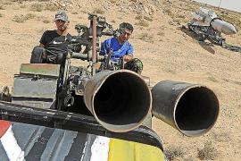 Gadafi puede unirse a una caravana de gadafistas