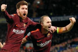 Messi sostiene al Barcelona