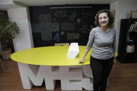 Fina Santiago: «Ensenyat me animó a ser candidata hace tiempo, no sé qué ha cambiado desde entonces»