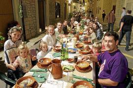 El Ajuntament de Binissalem cobrará un euro por plato de 'fideus de vermar'