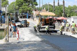 El Consistorio apurará hasta el último día para iniciar el desmonte del puente de es Riuet