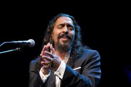 Diego 'El Cigala' recala en Trui Teatre con su gira '15 años de lágrimas'