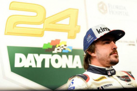Fernando Alonso, sorprendido por un control antidopaje a las seis de la mañana