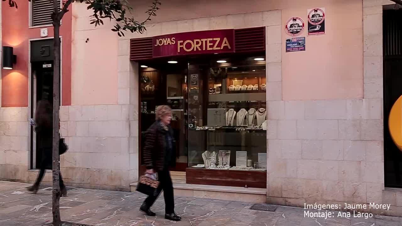 Luis Forteza, de Joyas Forteza: «Es complicado mantener vivo un negocio durante tantos años»
