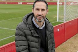 Vicente Moreno: «Disfrutemos el momento»
