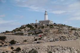 11.000 coches diarios colapsan Formentor, el Port de Valldemossa y sa Calobra en verano