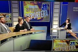 La madre buscada por secuestrar a su hija en Pollença aparece en la televisión polaca