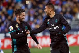 El Real Madrid vence en Butarque y se coloca tercero
