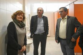 El conseller d'Educació lamenta que no se haya abierto aún la escoleta de Can Nebot