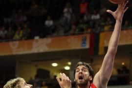 España se impone a Alemania (77-68) en el arranque de la segunda fase