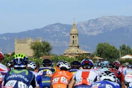 Froome gana en Peña Cabarga, Cobo sigue líder por segundos