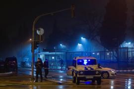 Un atacante lanza una granada contra la embajada de EEUU en Montenegro y se suicida