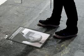 El artista censurado en ARCO tuvo una agria polémica con Miquel Barceló
