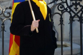 Intentan detener al humorista Joaquín Reyes cuando grababa un sketch caracterizado como Puigdemont