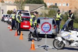 La Policía de Palma detecta un triple engaño para eludir un positivo por alcoholemia