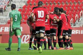 El Mallorca jugará en Cornellà su último partido sobre césped artificial