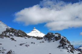 La cota de nieve se situará en torno a 700-900 metros de altura en Baleares este viernes