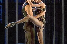 Lucía Lacarra se transforma en una «renovada» 'Carmen' en el Auditórium de Palma