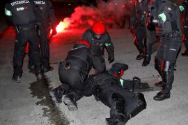 La Ertzaintza califica de «muerte violenta» la de su compañero en los incidentes de San Mamés