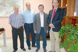 Asima crea un servicio de conservación para los polígonos de Can Valero y Son Castelló