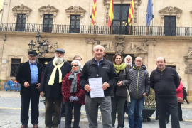 «Ni una plaza turística más en Palma»