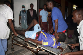 Al menos 20 muertos en un doble atentado al palacio presidencial de Somalia