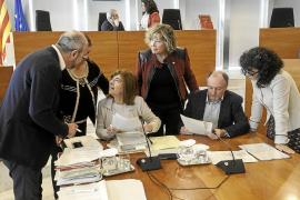 El Consell d'Eivissa aprueba por urgencia la adjudicación de las obras de Ca na Negreta